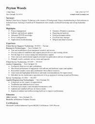 Fast Food Job Resume Server Resume Examples Unique Waiter Resume Sample Job Description 13
