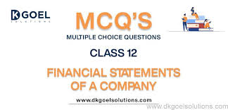 mcqs for accountancy class 12 with