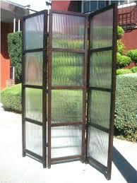 outdoor folding privacy screen leisure season folding patio and garden privacy screen portable outdoor privacy screen home depot outdoor