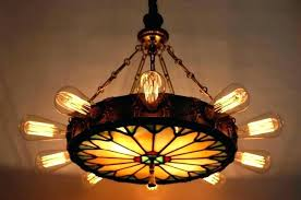 antique stained glass chandelier pull string ceiling lights pull chain chandelier image of antique stained glass
