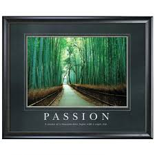 inspirational posters for office. framed inspirational posters office motivational for classic by successories passion bamboo path