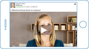 How To Do A Video Interview Mobile App For Video Interviews Spark Hire