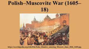 「Polish-Muscovite War」の画像検索結果