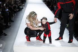 chanel kids. coco and ice-t\u0027s daughter chanel joins fellow celeb kids as they strut their stuff during nyfw s