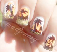 a cute summer nail art tutorial free tutorial with pictures on how to paint