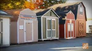 garden sheds home depot. How To Organize Lawn And Garden Equipment With Outdoor Storage Sheds - Videos Tips At The Home Depot S