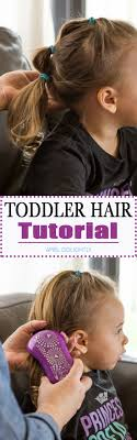 Easy Toddler Hairstyles For Girls