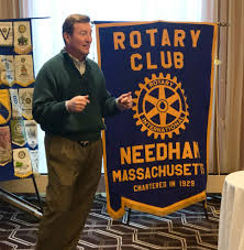 Norfolk County Sheriff Jerome McDermott   Rotary Club of Needham