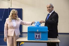Israeli election: Benjamin Netanyahu, challenger Benny Gantz in ...