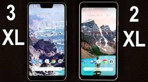 Google Pixel Size Chart Pixel 3 Xl Vs Pixel 2 Xl Comparison And Conclusion