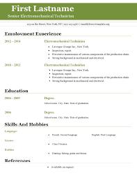 Writting A Modern Resume Open Office Template Resume References Modern Resume Open Office