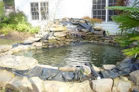 garden pond liners. Pond Liners For Koi Garden K