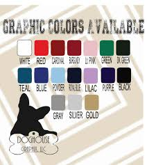 Cardinal Powder Color Chart Drinking Buddy 50 50 Poly Cotton Pet Shirt Doghouse