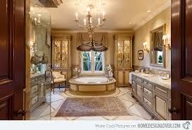 Wonderful Romantic Master Bathroom Ideas Lights T Intended Simple