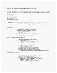 Nursing School Resume Inspirational Sample Nursing Resumes Best Simple Nursing School Resume