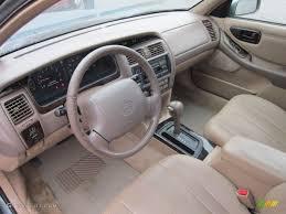 1996 Toyota Avalon XLS Interior Color Photos | GTCarLot.com