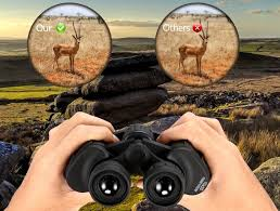 best hunting binoculars with rangefinder