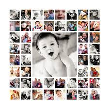 Photo Collage Design printready flattened by BrookeBryand - great idea to  show year of pics