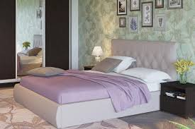 """Акция на <b>интерьерные кровати</b> от м.ф. """"<b>Нижегородмебель и</b> К"""""""