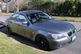 BMW 5 Series bmw 550i coupe : Daily Turismo: Six Speeds, No Excuses: 2007 BMW 550i E60