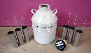 Chart Liquid Nitrogen Dewars Used Mve Chart Xc 22 5 Liquid Nitrogen 22 Liter Semen Storage Vessel Cryo Tank Dewar Freezer Cryogen For Sale Dotmed Listing 2671922