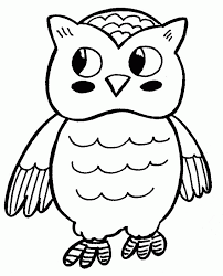 Beautiful owls coloring page to print and color. Cute Owl Coloring Pages Coloring Home