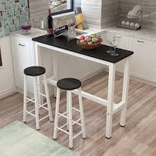 Narrow bar table Mid Century Simple And Modern Home Bar Table And Chair Combination Against The Wall Narrow Bar Table Tea Chinahaocom Usd 2205 Simple And Modern Home Bar Table And Chair Combination