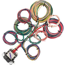 wire harnesses complete wiring kits ford harnesses kwikwire 8 circuit ford wire harness