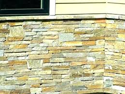 ed stacked stone tile wall home depot