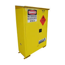 outdoor flammable liquid storage cabinets
