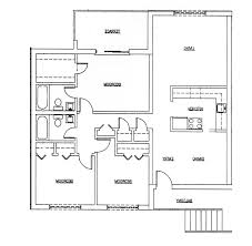 house plans with basement. home design : 3 bedroom house plans with basement ranch