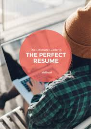 how to perfect your resume 9 things that will make or break your resume
