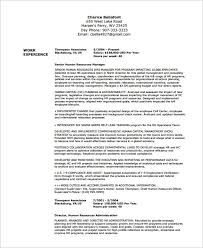 Federal Resume Template Inspiration Examples Of Federal Resumes Federal Resume Template Of Examples Of