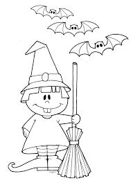Halloween Disegni Per Bambini Da Stampare Gratis