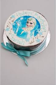 Buy Online We Deliver Frozen Elsa Cake By City Cake Company