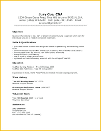 Nursing Assistant Resume Skills New Nursing Home Administrator Cover Letter Chechucontreras