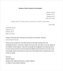 Letter To Business Template Business Thank You Letter Template Examples Madritur