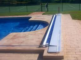 automatic pool covers for inground pools. Perfect Automatic IngroundswimmingpoolcoversforexisingpoolsPCS Inside Automatic Pool Covers For Inground Pools
