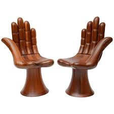 pedro friedeberg right left hand chairs