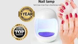 mini usb uv led l nail dryer gel
