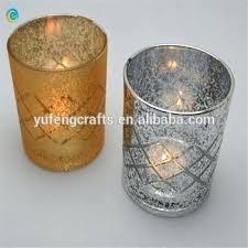 silver mercury candle holders tea cup votive silver gold mercury glass candle holder silver mercury glass