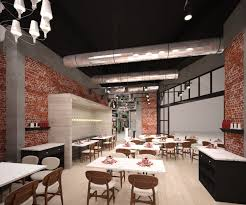 neo is a restaurant in doha qatar the concept was based on an industrial yet elegant look