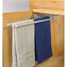 kitchen towel hanger. Pull-Out Towel Rack Kitchen Hanger