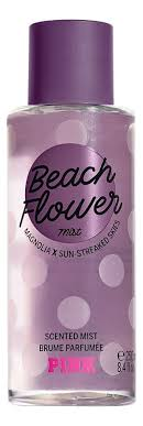 Купить <b>парфюмерный спрей для тела</b> Pink Beach Flower Scented ...