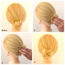 簡単なお団子のやり方を動画と写真で解説髪型も豊富に紹介kamisugata
