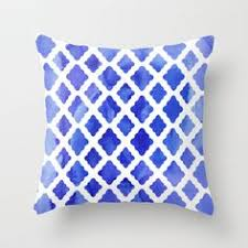 cobalt blue throw pillows. Unique Blue Items Similar To Colorful Throw Pillow  Blue Ygoon Cover  And Brown Light Blue Dorm Decor Home Decor On Etsy Throughout Cobalt Pillows I