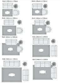 what size area rug for living room rules of thumb best