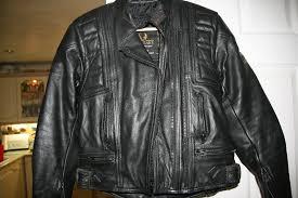 belstaff las black leather motorcycle jacket size 12