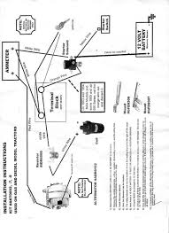 12 volt ford wiring diagram 53 jubilee 12 volt wiring diagram yesterday s tractors james i did a one wire hook
