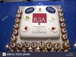 Prince Philip 80th Bday Cake Stock Photo 106633062 Alamy